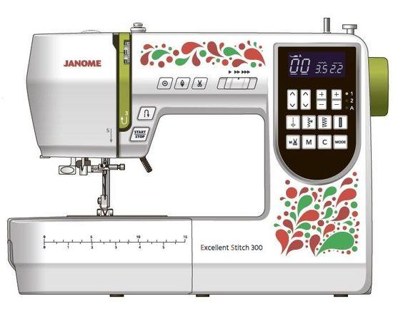 JANOME Excellent Stitch 300