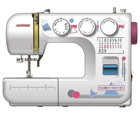 JANOME Excellent Stitch 18a