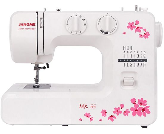 JANOME MX 55